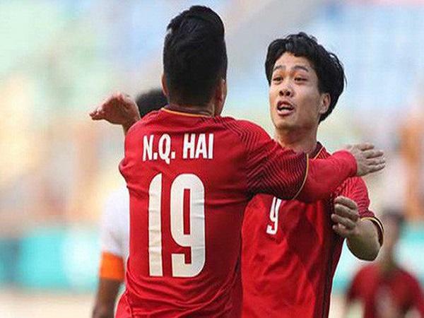 Công Phượng: Cầu thủ ghi được nhiều bàn thắng nhất