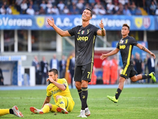 Dự đoán Juventus vs Chievo, 02h30 ngày 22/1