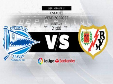 Dự đoán Alaves vs Vallecano, 03h00 ngày 29/1