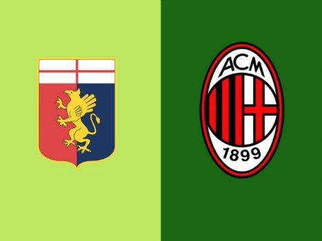 Dự đoán Genoa vs AC Milan, 21h00 ngày 21/1