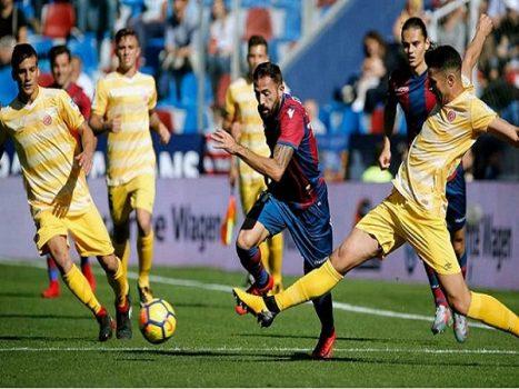 Dự đoán bóng đá Levante vs Girona 01h00, 05/01