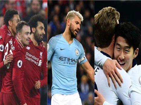 Liverpool đang nắm lợi thế đầu bảng