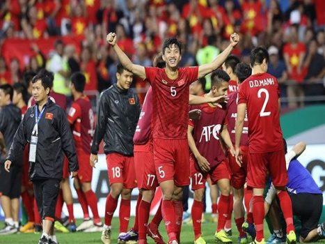 Tuyển Việt Nam và sự tươi mới khi vào tứ kết Asian Cup