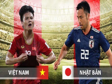 Dự đoán Việt Nam vs Nhật Bản, 20h00 ngày 24/1