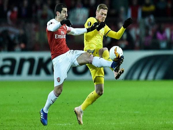 Dự đoán bóng đá Arsenal vs BATE Borisov 00h55, 22/02