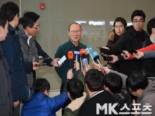 HLV Park Hang Seo lên chi tiết kế hoạch cho sự trở lại