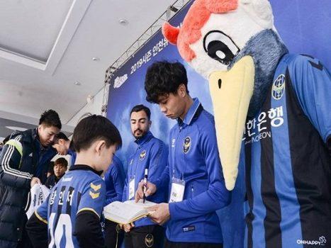 """Công Phượng làm """"nóng"""" K-League"""