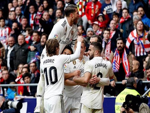 Real Madrid: Bản lĩnh không thể phai mờ nhà vô địch