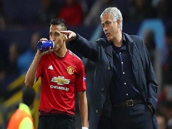 Mourinho đang có phong độ sa sút
