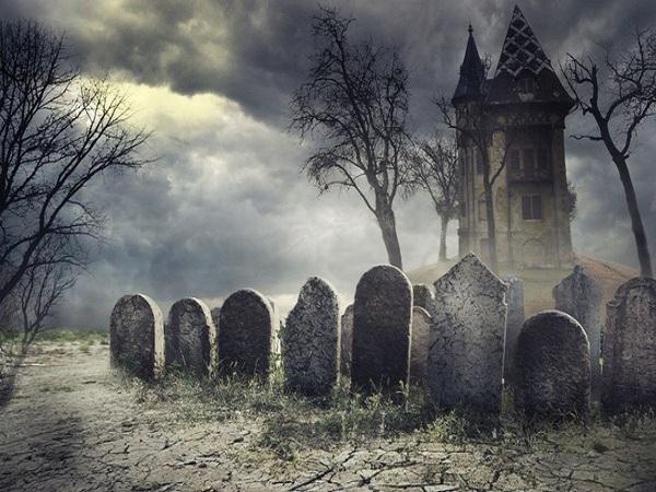 Điềm báo giấc mơ thấy nghĩa địa?