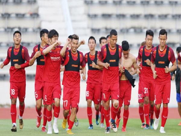 ĐT Việt Nam 1 ngày trước trận gặp Thái Lan