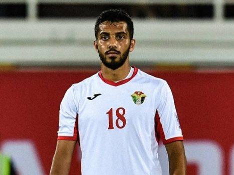 U23 Jordan mất ngôi sao hàng đầu ở VCK U23 châu Á