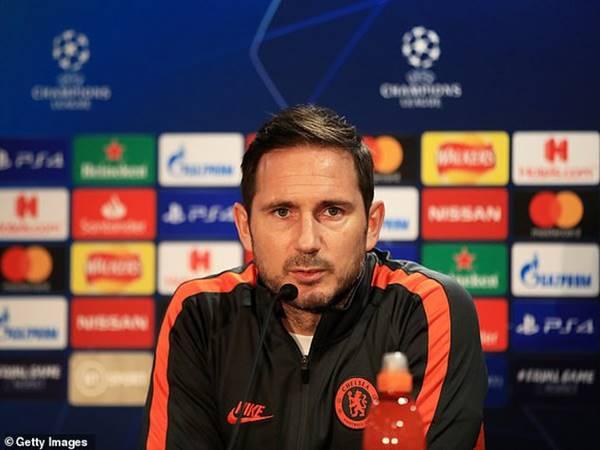 HLV Frank Lampard tỏ ra không tự tin chiến thắng Bayern Munich