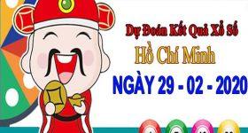 Dự đoán XSHCM ngày 29/2/2020 – Dự đoán xổ số Hồ Chí Minh thứ 7