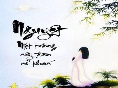 Giải thích ý nghĩa tên Nguyệt là gì? Bộ tên đệm hay nhất với tên Nguyệt.