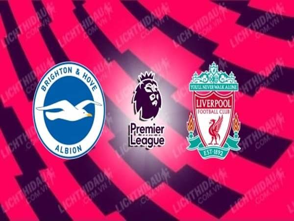 Dự đoán Brighton vs Liverpool, 02h15 ngày 9/7