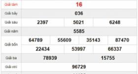 Bảng KQXSDT- Dự đoán xổ số đồng tháp ngày 03/08/2020 tỷ lệ trúng cao