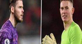 Chuyển nhượng bóng đá Anh 3/8: Cái tên được MU chọn thay thế De Gea