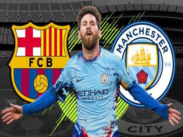 Bóng đá Anh chiều 29/8: Messi muốn giành hai QBV cùng Man City