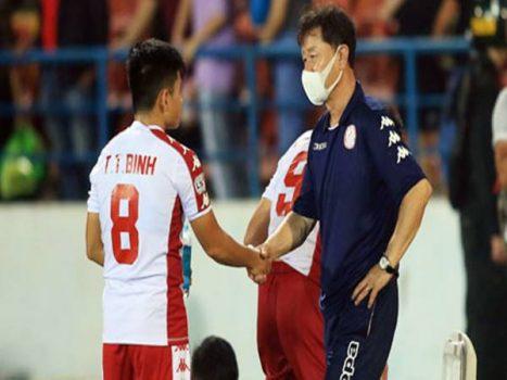 Bóng đá Việt Nam ngày 12/8: HLV Chung Hae Soung trở lại