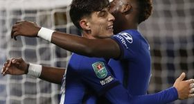 Bóng đá Anh 24/9: Arsenal loại Leicester, Chelsea đại thắng