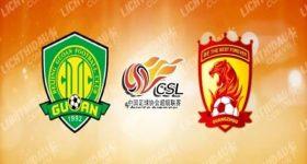 Dự đoán Beijing Guoan vs Guangzhou Evergrande, 18h35 ngày 28/10