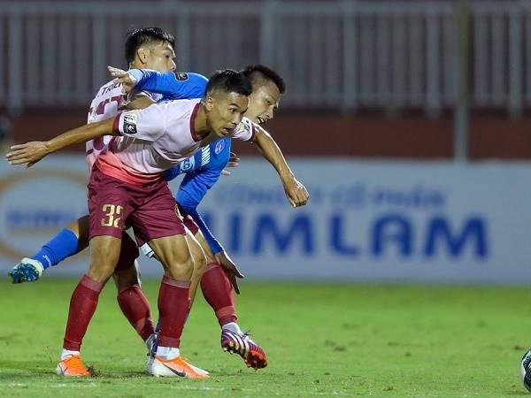 Bóng đá Việt Nam tối 30/10: Sài Gòn vượt mặt Hà Nội trên BXH V-League 2020