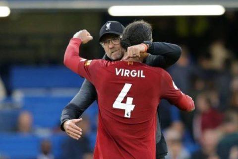 Bóng đá Anh sáng 27/10: Liverpool không mua mới thay Van Dijk