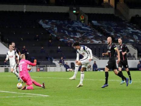 Tin chiều 23/10: Tottenham thắng lớn trong ngày ra quân