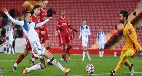Bóng đá Anh sáng 26/11: Liverpool thua sốc trên sân nhà