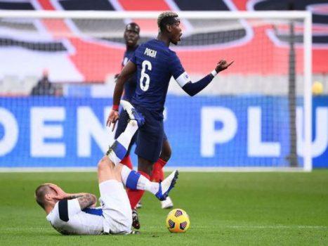 Bóng đá Anh chiều 18/11: Deschamps nhắc nhở M.U Pogba có lòng tự tôn