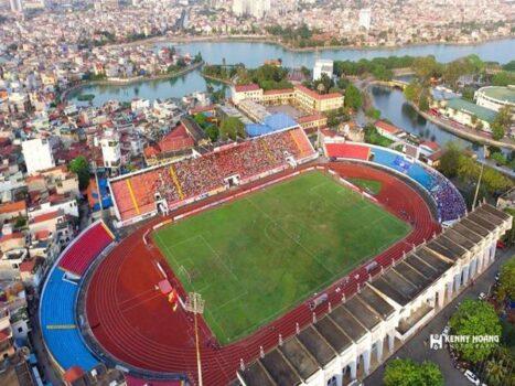 Top 5 sân vận động lớn nhất Việt Nam có sức chứa khổng lồ