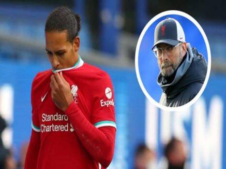 Bóng đá Anh 21/1: Liverpool nhận tin vui từ Van Dijk