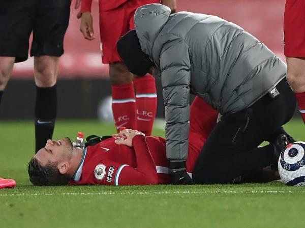Bóng đá Anh tối 22/2: Đến lượt Henderson chấn thương
