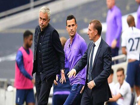 Bóng đá Anh 17/2: Tottenham chú ý tới HLV Brendan Rodgers
