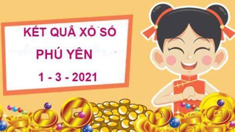 Dự đoán kết quả sổ xố Phú Yên thứ 2 ngày 1/3/2021