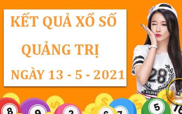 Dự đoán xổ số Quảng Trị thứ 5 ngày 13/5/2021