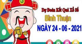Dự đoán XSBTH ngày 24/6/2021 – Dự đoán đài xổ số Bình Thuận thứ 5