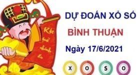 Dự đoán XSBTH ngày 17/6/2021 – Dự đoán chốt số Bình Thuận thứ 5