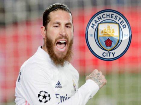 Tin bóng đá Anh 1/6: Man City sẵn sàng ký 2 năm với Sergio Ramos
