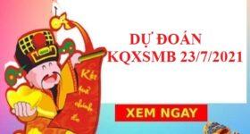 Dự Đoán XSMB 23/7/2021 – Soi Cầu KQXSMB thứ 6