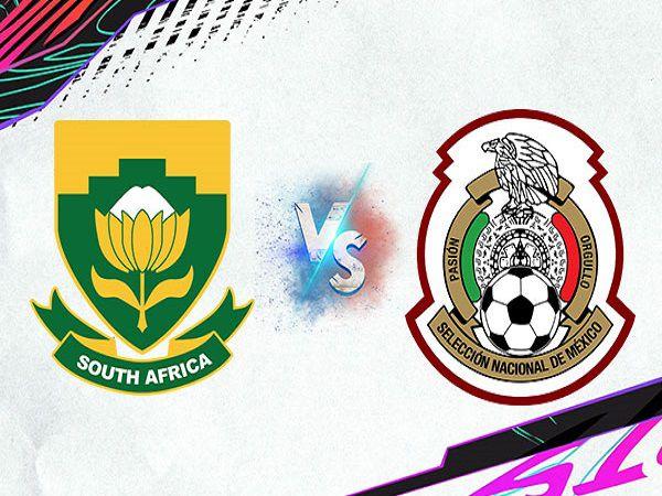 Dự đoán U23 Nam Phi vs U23 Mexico – 18h30 28/07/2021, Olympic 2020