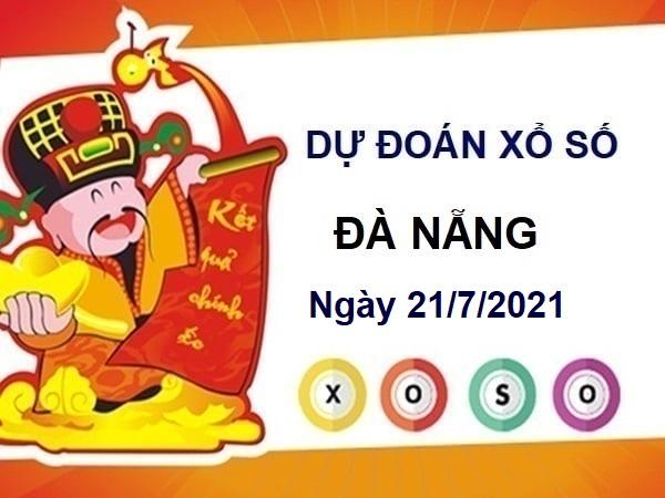 Dự đoán XSDNG ngày 21/7/2021 chốt lô số đẹp đài Đà Nẵng