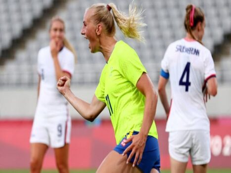 Dự đoán kèo Nữ Thụy Điển vs Nữ Canada, 19h00 ngày 6/8 – Olympic