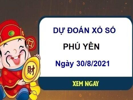 Dự đoán XSPY ngày 30/8/2021 chốt lô số đẹp đài Phú Yên