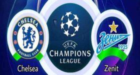 Dự đoán kết quả Chelsea vs Zenit, 02h00 ngày 15/09 Cup C1